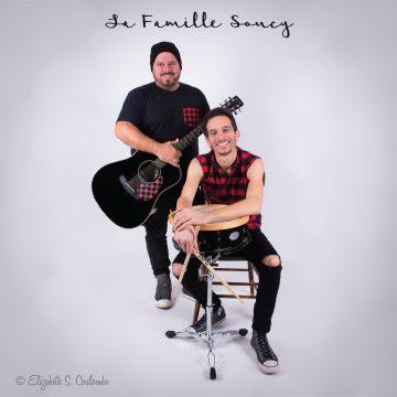 La Famille Soucy | Planitime : booking d'artistes, gestion artistique